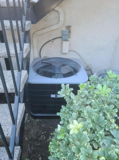 Fullerton, CA - Replaced a condenser, coil,and furnace in the city of Fullerton,CA.