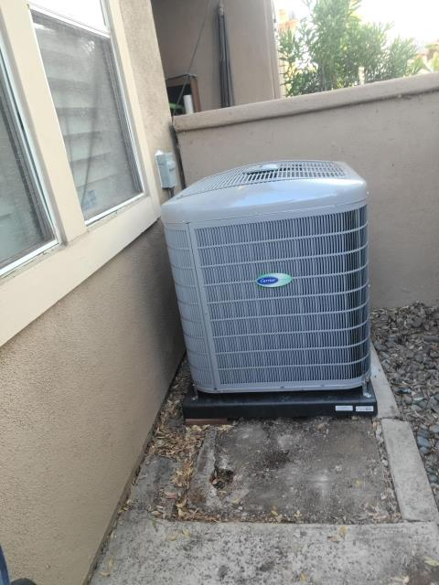 Irvine, CA - Replaced a condenser, coil,and furnace in the city of Irvine, CA.