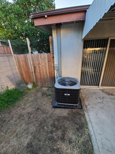 Los Angeles, CA - Replaced a condenser, coil, and furnace in the city of North Hollywood, CA.