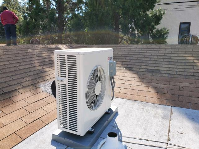 Altadena, CA - Replaced a condenser, coil, and furnace along with the duct work. Also Upgraded the electrical panel in the city of Altadena, CA.