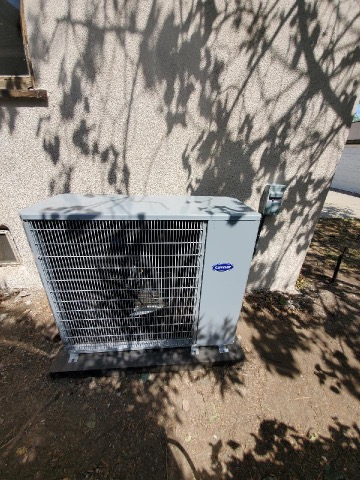 Pasadena, CA - Replaced a condenser, coil, and furnace along with the duct work in the city of Pasadena,CA.