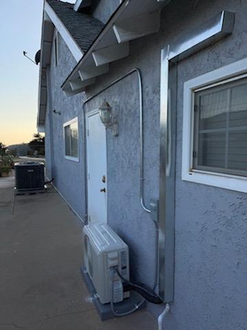 La Verne, CA - Installed a mini split system in the city of La Verne, CA.