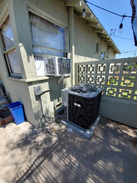 Alhambra, CA - Replaced a condenser, coil, and furnace in the city of Alhambra, CA.