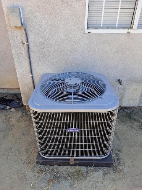 Long Beach, CA - Replaced a condenser, coil, and furnace in the city of Long Beach, CA.