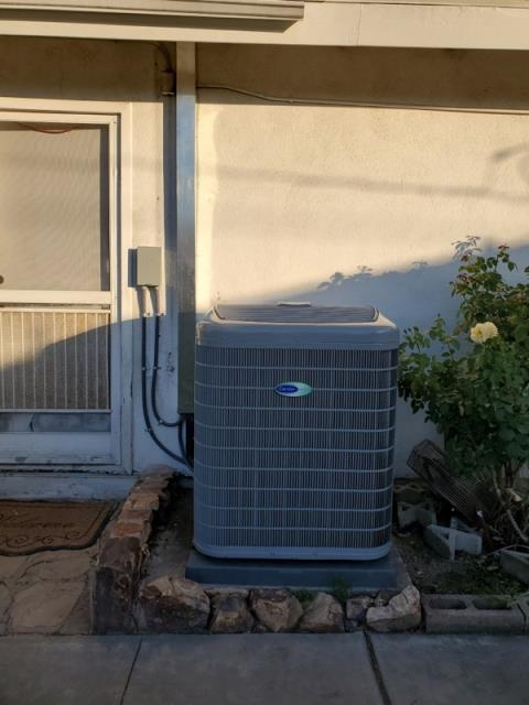 Pomona, CA - Replaced a condenser, coil, and furnace, along with the duct work in the city of Diamond Bar, CA.