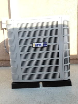 Replaced a condenser, coil, and furnace in the city of Carson, CA.