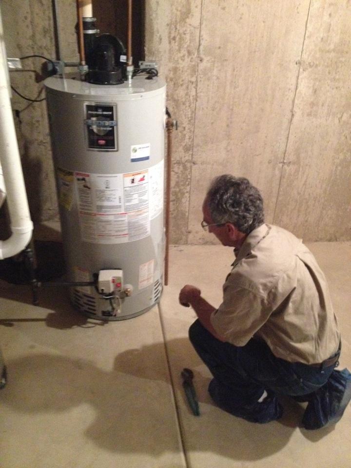 Plainfield, IL - Water heater repair