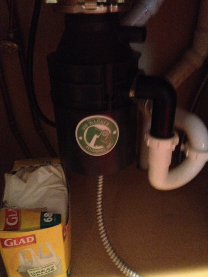 Naperville, IL - Install garbage disposal