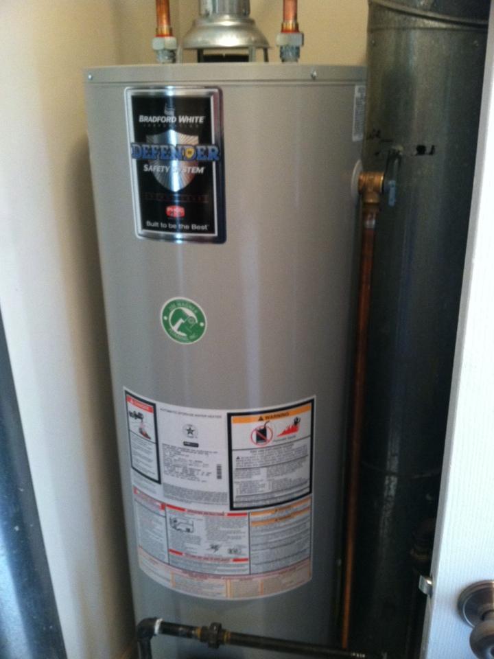 Plainfield, IL - Repair a water heater