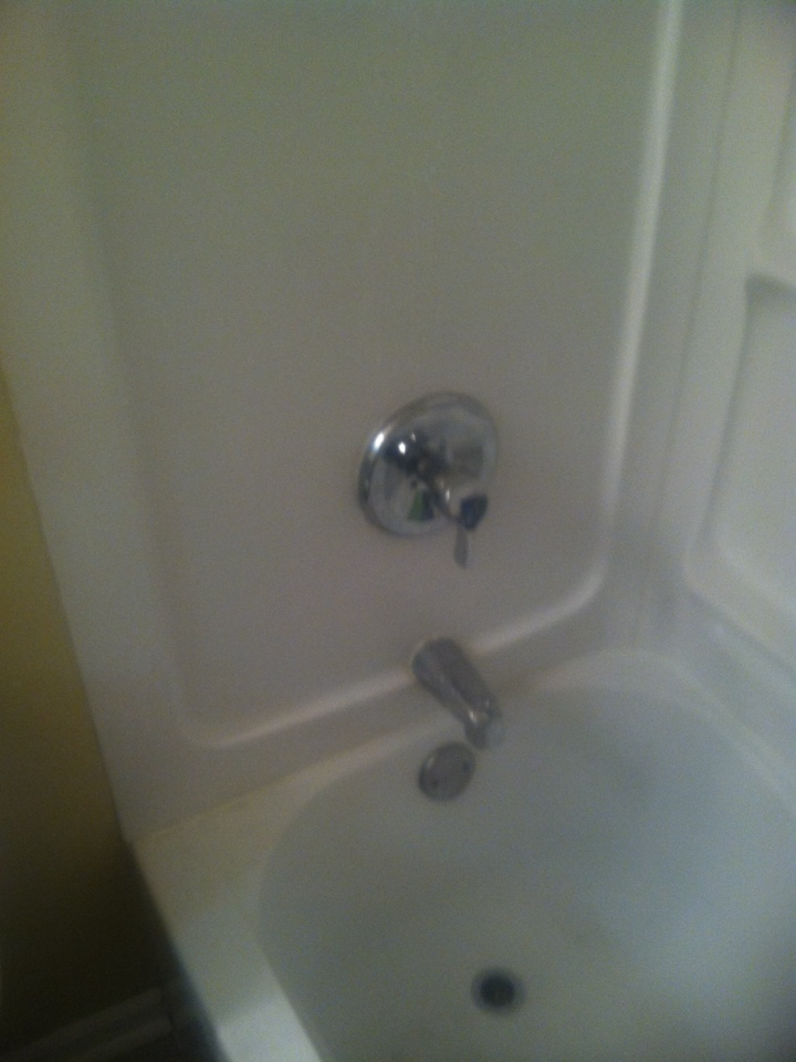 Aurora, IL - Replaced cartridge in Moen Posi-Temp tub shower faucet