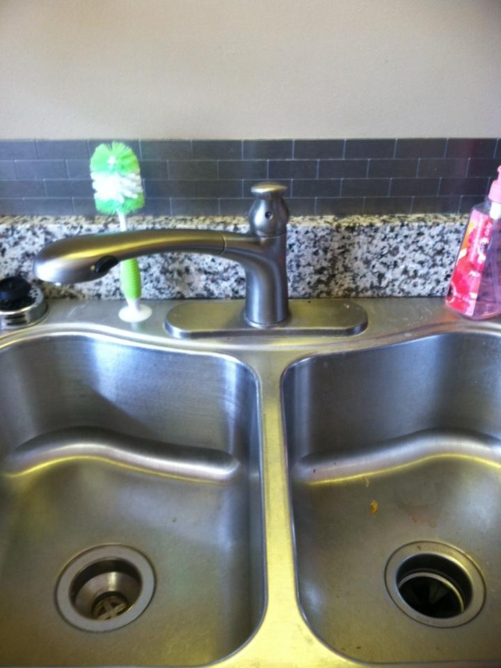 Naperville, IL - Repair a faucet