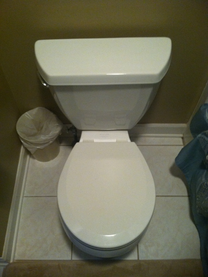 Naperville, IL - Toilet repair