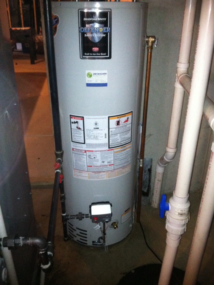 Plainfield, IL - Replace waterheater