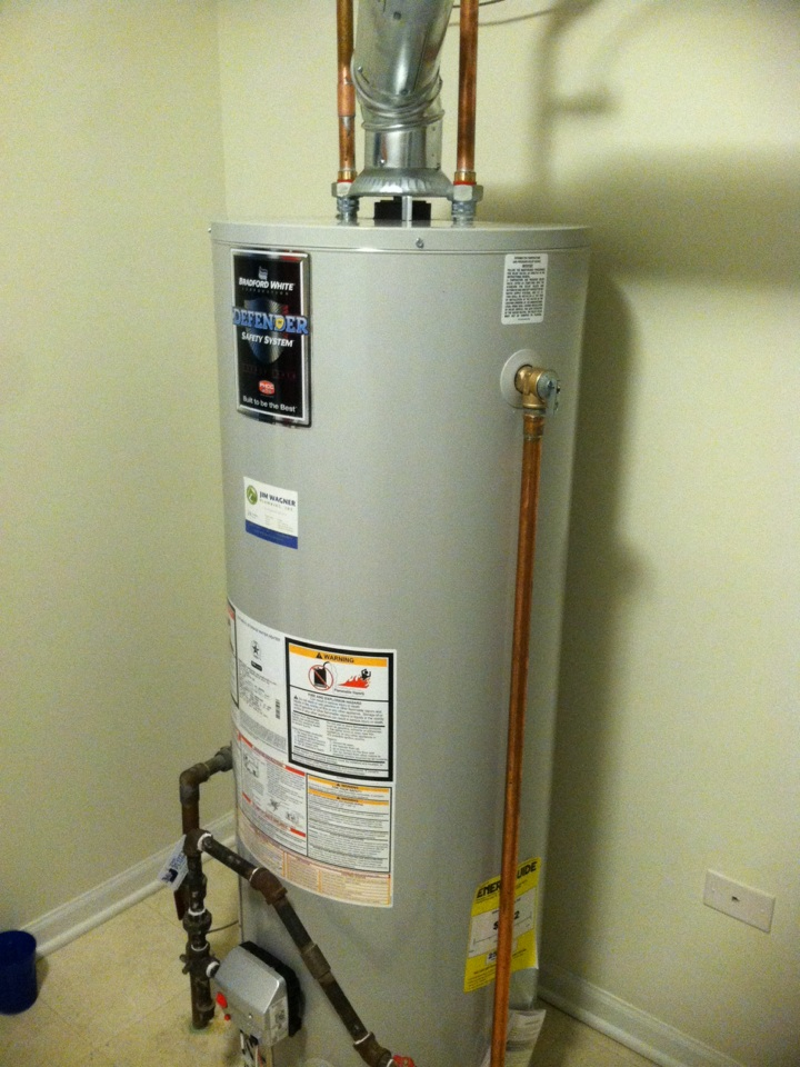 Plainfield, IL - Replace a water heater