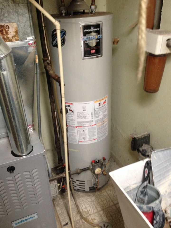 Carol Stream, IL - Clean the water heater burn chamber