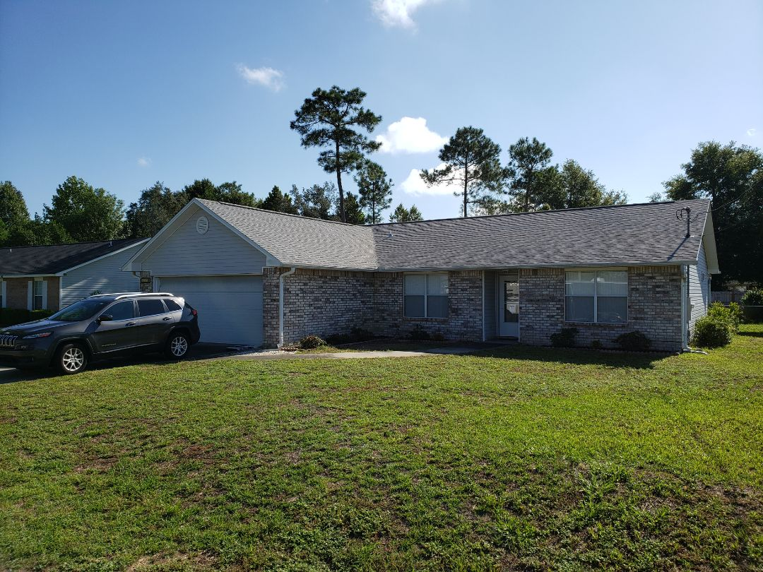 Crestview, FL - New Gaf Shingle Roof Replacement in Crestview, FL 32536