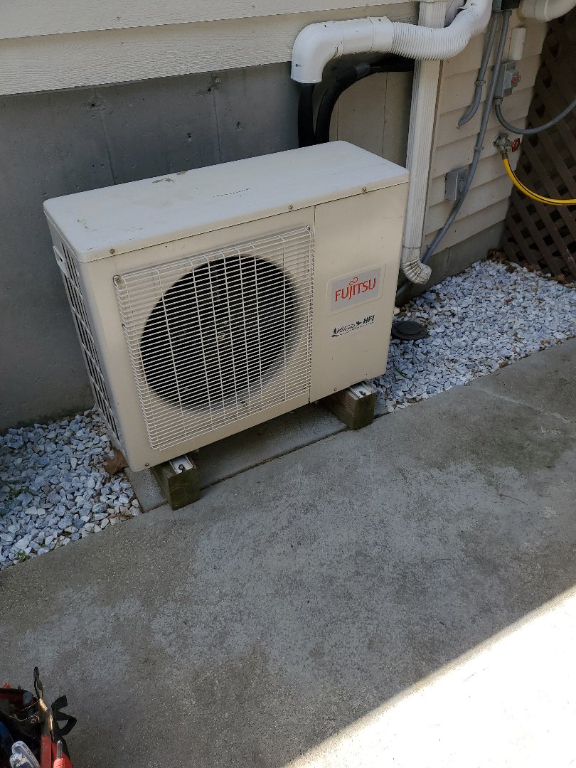 Andover, MA - No AC ductless minispilts- Andover, Ma