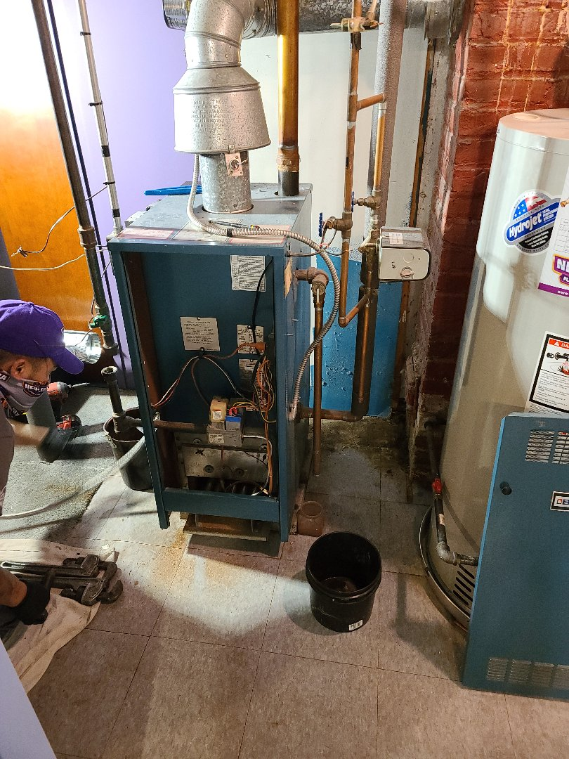 Methuen, MA - Steam Boiler Replacement- Methuen,  Ma