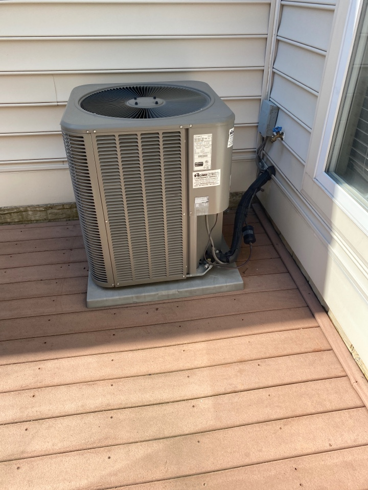 Rockville, MD - Performed cooling system inspection and maintenance at Rockville MD.
