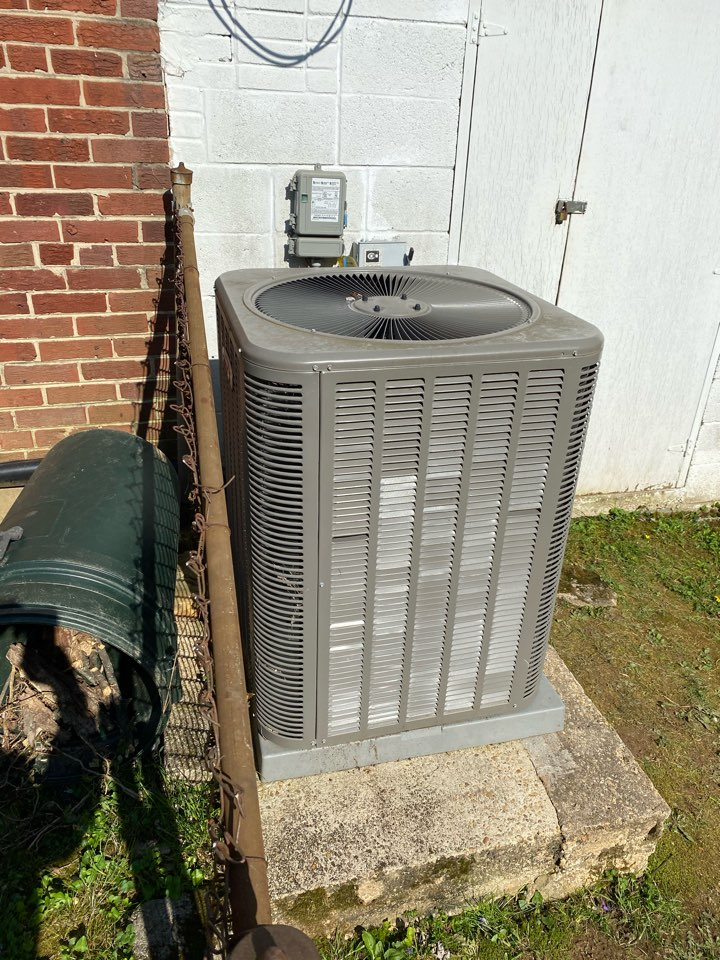 Silver Spring, MD - Replaced condenser coil