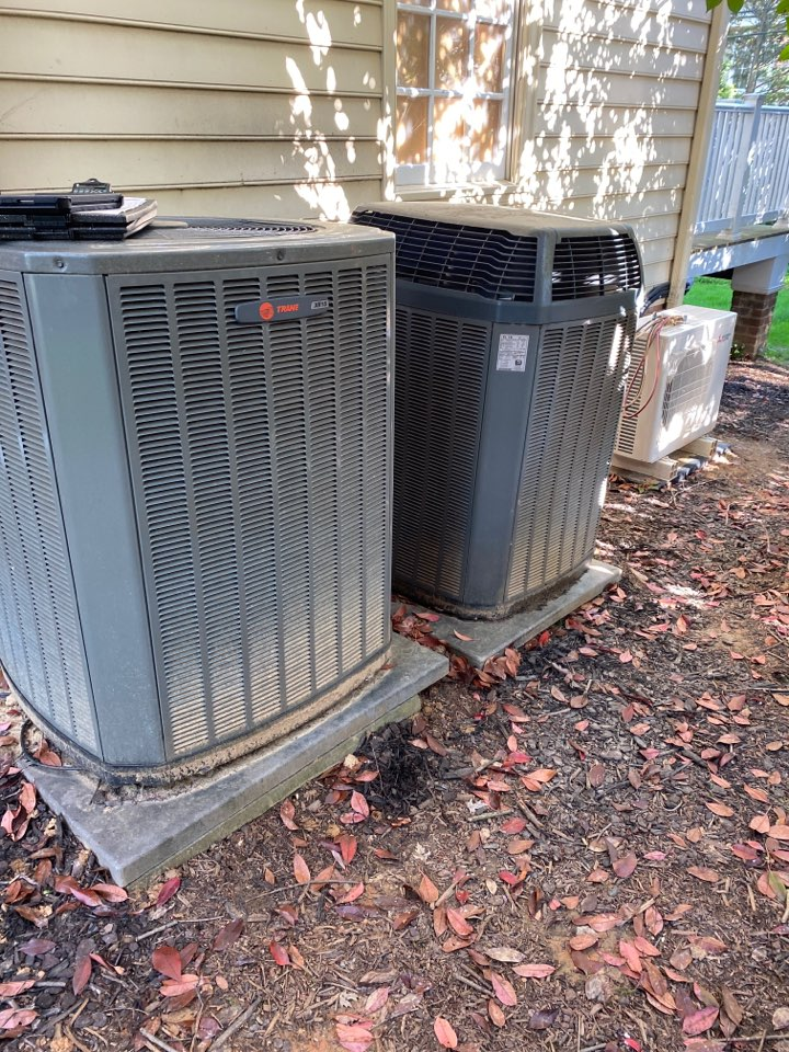 Chevy Chase, MD - Performed two zone cooling systems inspection and maintenance at Chevy Chase, MD 20815.