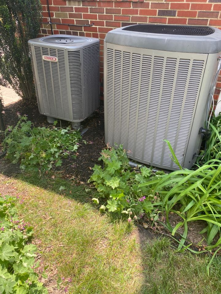 Washington, DC - Performed cooling system inspection and maintenance in Washington DC NW 20015