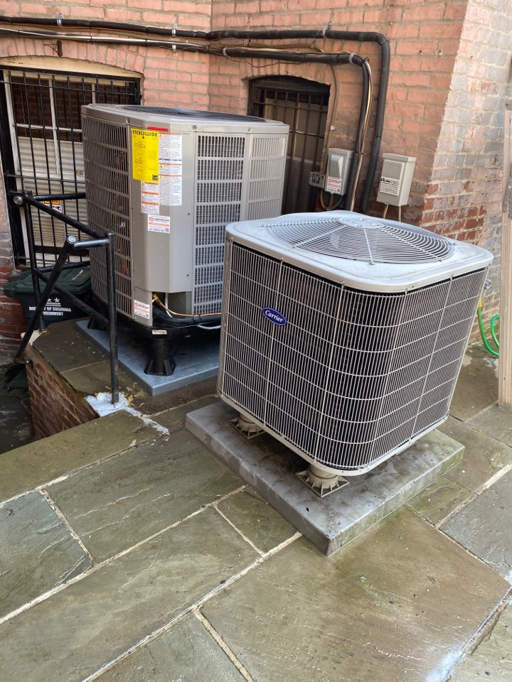 Washington, DC - Performed cooling system inspection and maintenance in Washington DC NW.