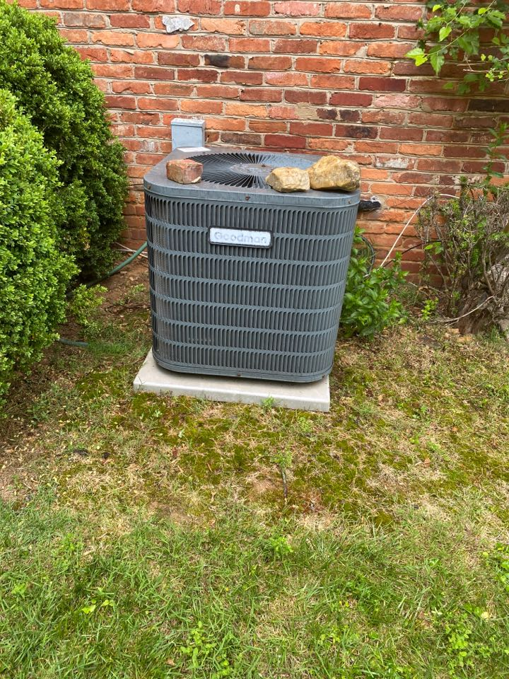 Silver Spring, MD - Performed cooling system inspection and maintenance at Silver Spring, MD 20902.