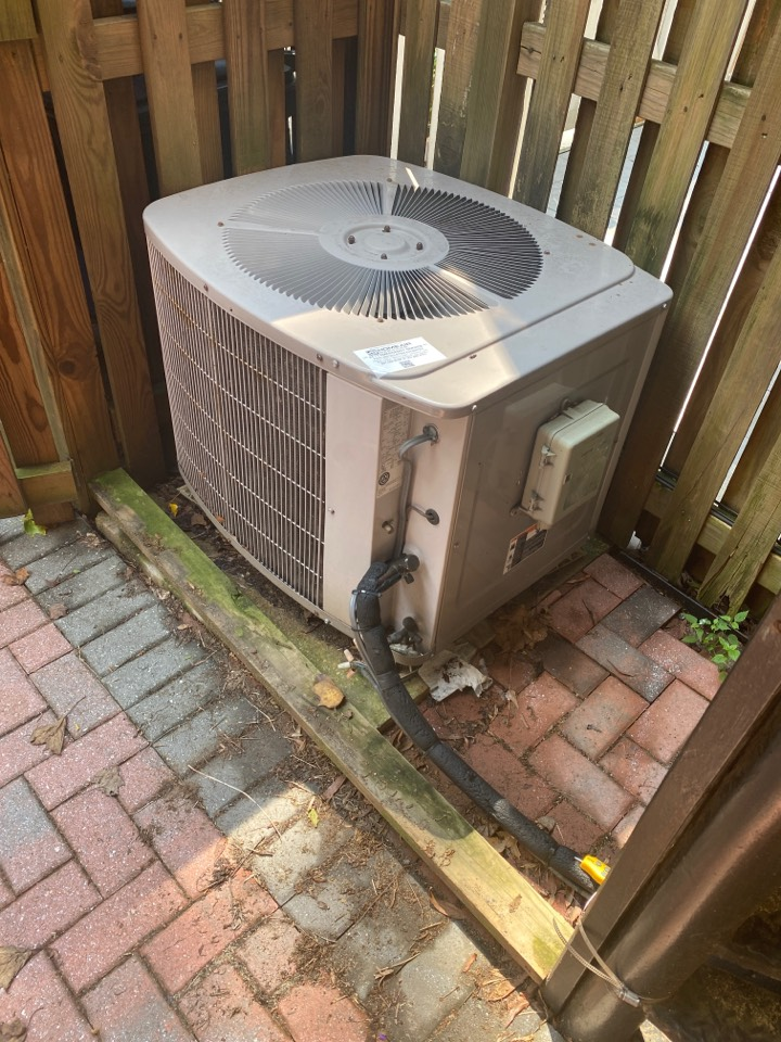 Bethesda, MD - Performed cooling system inspection and maintenance in Bethesda MD 20814.