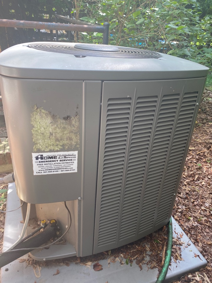Silver Spring, MD - Performed cooling system inspection and maintenance in Silver Spring MD 20902.