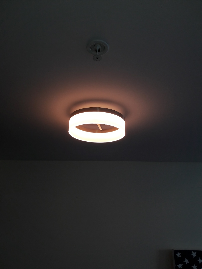 Installed LED lighting Downtown Miami