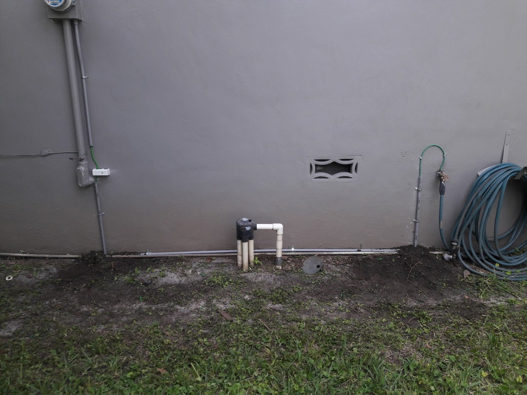 Miami Shores, FL - Grounding service of home. Miami Shores,33138