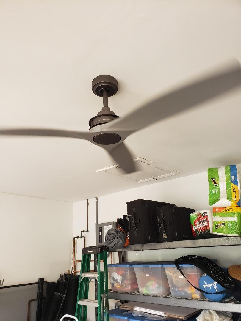 Miami, FL - Install ceiling