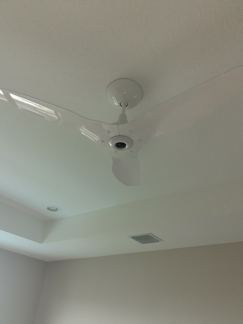 Boca Raton, FL - Installing Residential BAF fans. Boca Raton FL 33496