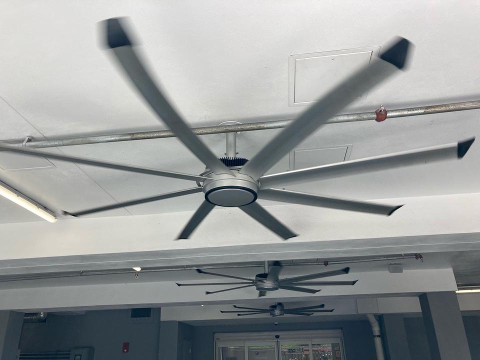 Miami, FL - Installed new bug ass fan