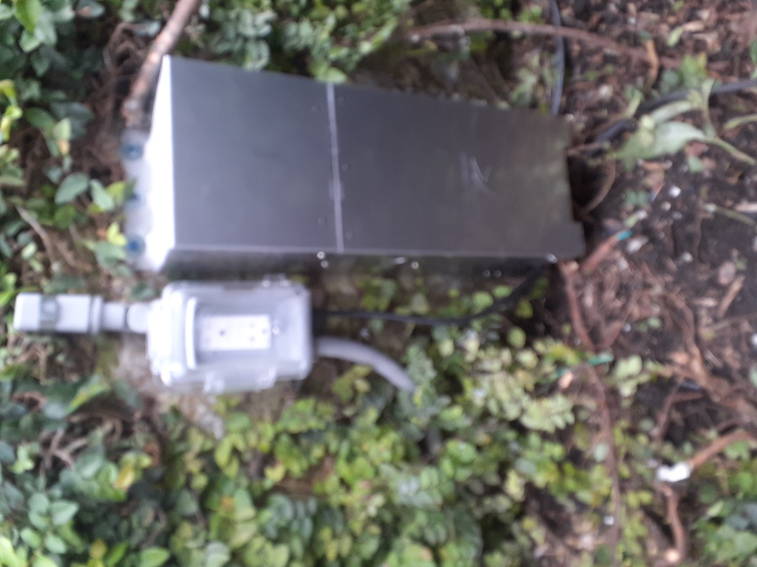 Repair landscape lighting and install new lighting transformer. Kendall Fl