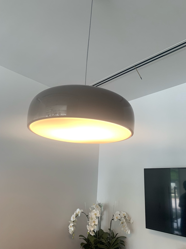 South Miami, FL - Replaced floating lamp bulb