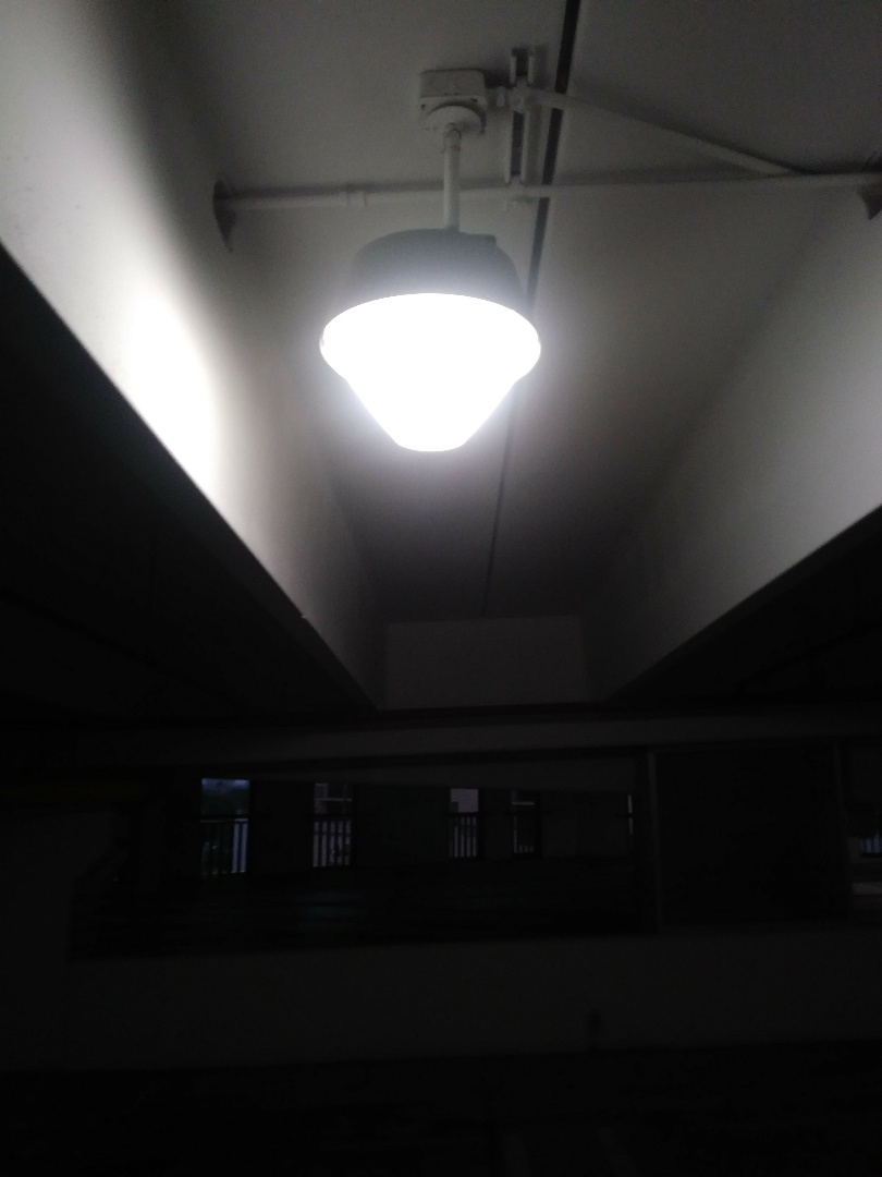 Coral Gables, FL - Electrical Contractor Coral Gables, FL |Retrofitting parking garage light fixtures to led.