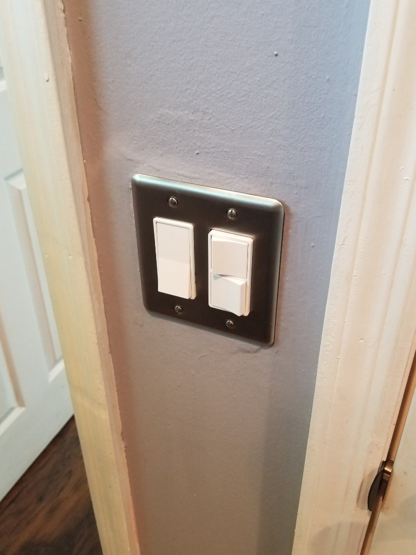 Coral Gables, FL - Light Switch Installation & Repair