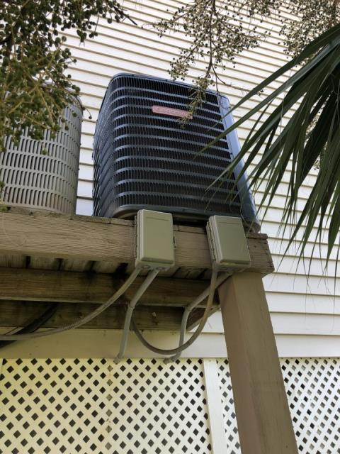 """Gulf Shores is known as """"big beach little town"""" And Trane HVAC equipment is known by its tag line, """"It's Hard to Stop a Trane""""."""