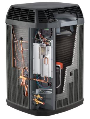 Trane HVAC Intuitive Comfort.