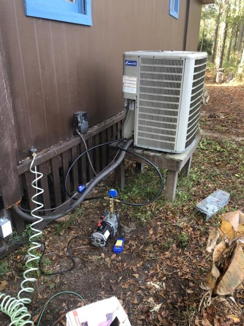 Split Mini Heat Pumps - You can heat or cool more than one room on your property at one time.