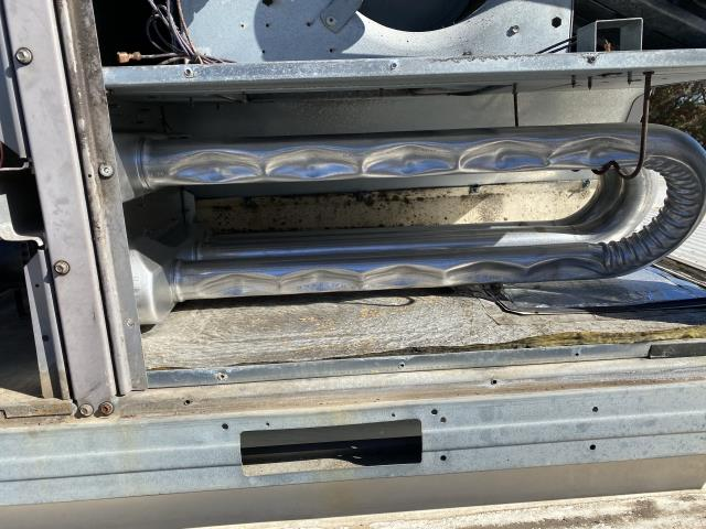 Garland, TX - Replaced damaged heat exchanger.