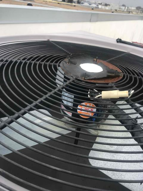 Garland, TX - Condenser Fan Motor replacement