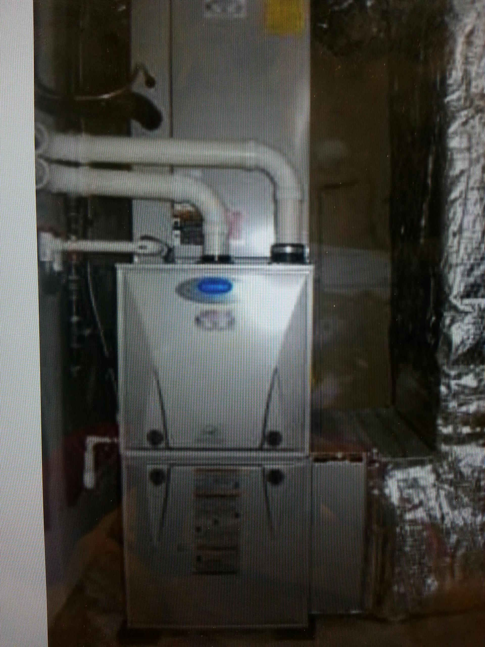 New Hope, MN - Heating Furnace tune up on carrier 90%.