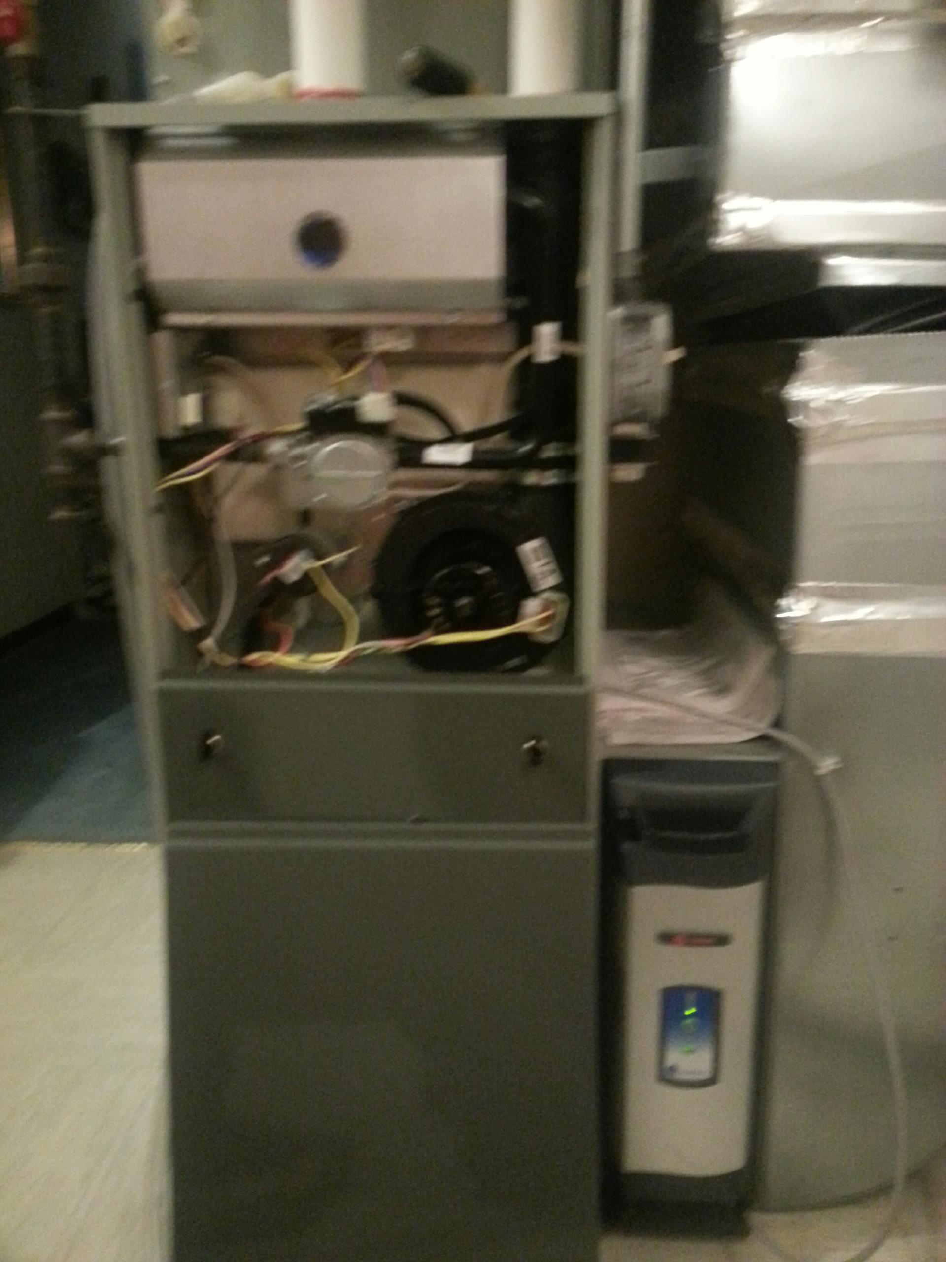 Excelsior, MN - Trane furnace work