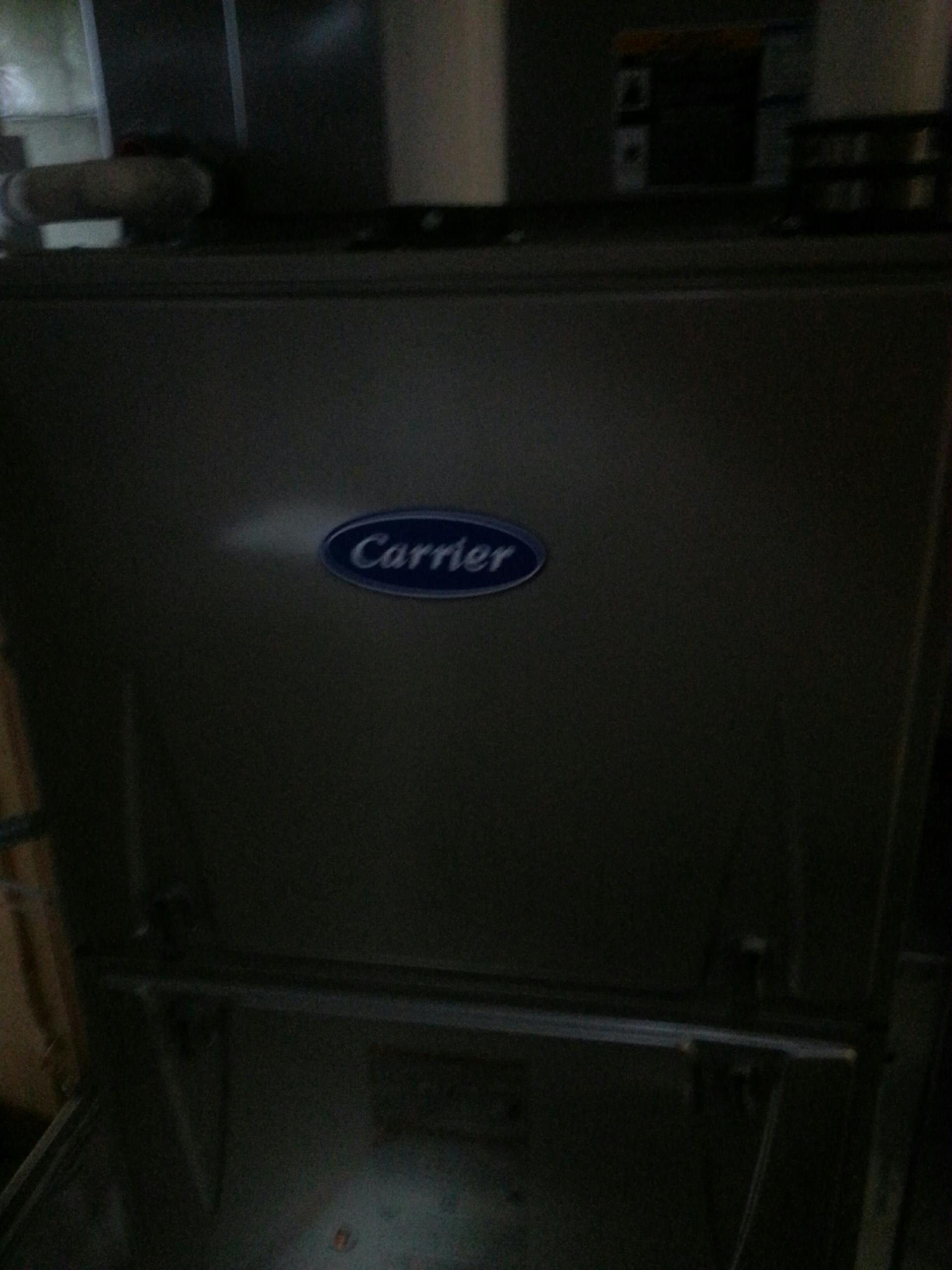 Rogers, MN - Carrier furnace maintenance