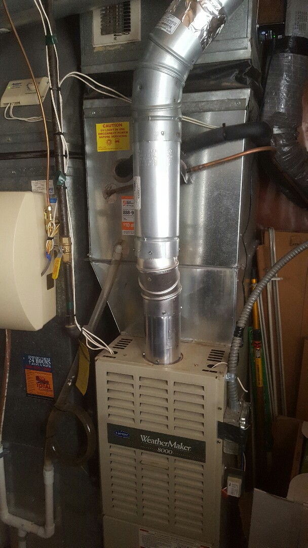 Minneapolis, MN - Furnace air conditioning reme install