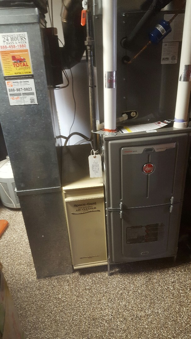 Minneapolis, MN - Furnace service tune up