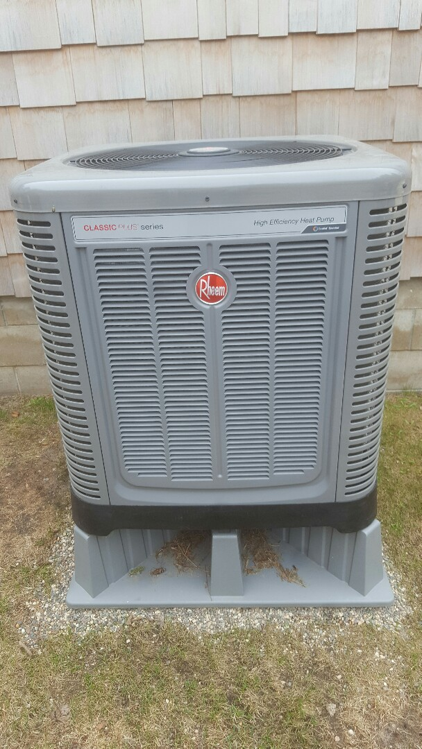 Furnace AC Heat pump service repair